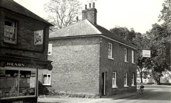 The Chequers about 1960 [WB/Flow/4/5/Cad/C2]